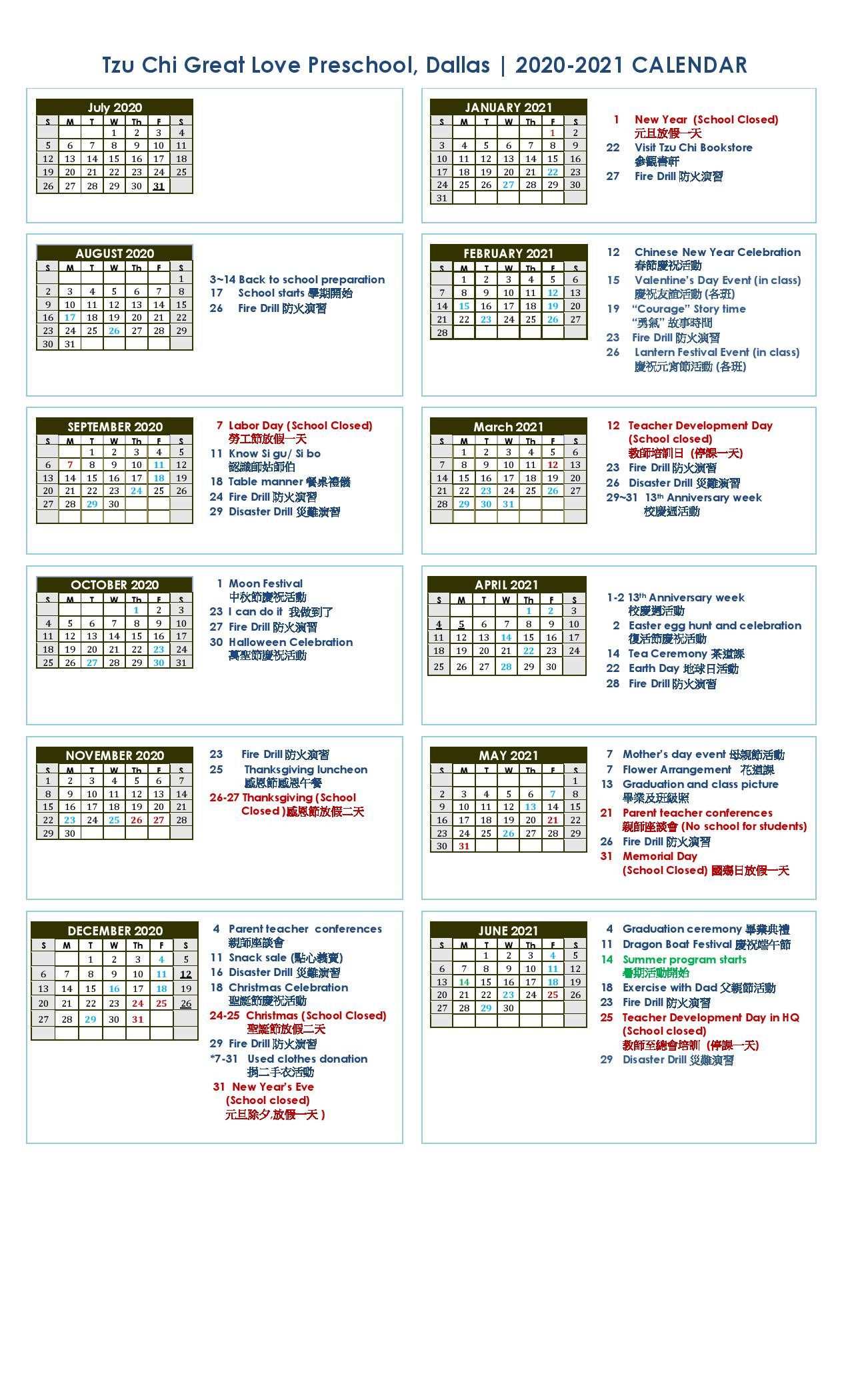 Dallas Tx Events Calendar 2021 | Calendar 2021  Mathrubhoomi Calender April 2021