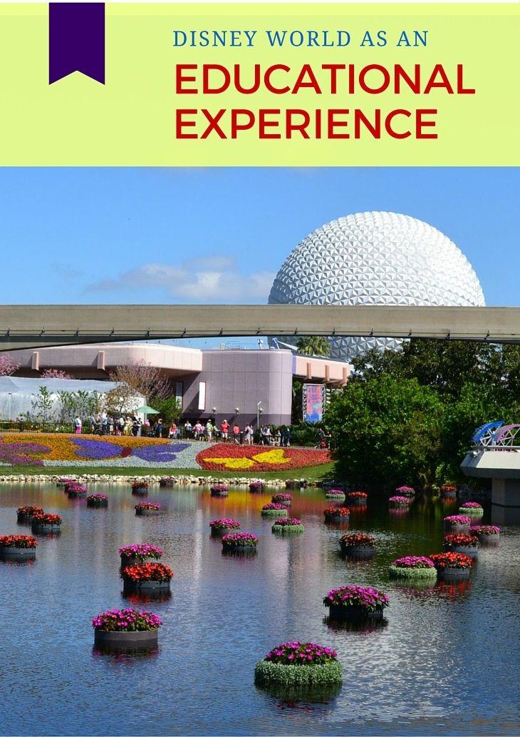 Disney World As An Educational Experience | Disney World  List Of Current Disney World Attractions