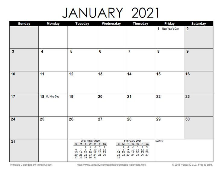 Download A Free Printable Monthly 2021 Calendar From  Plain Monthly Planner Template Portrait 2021