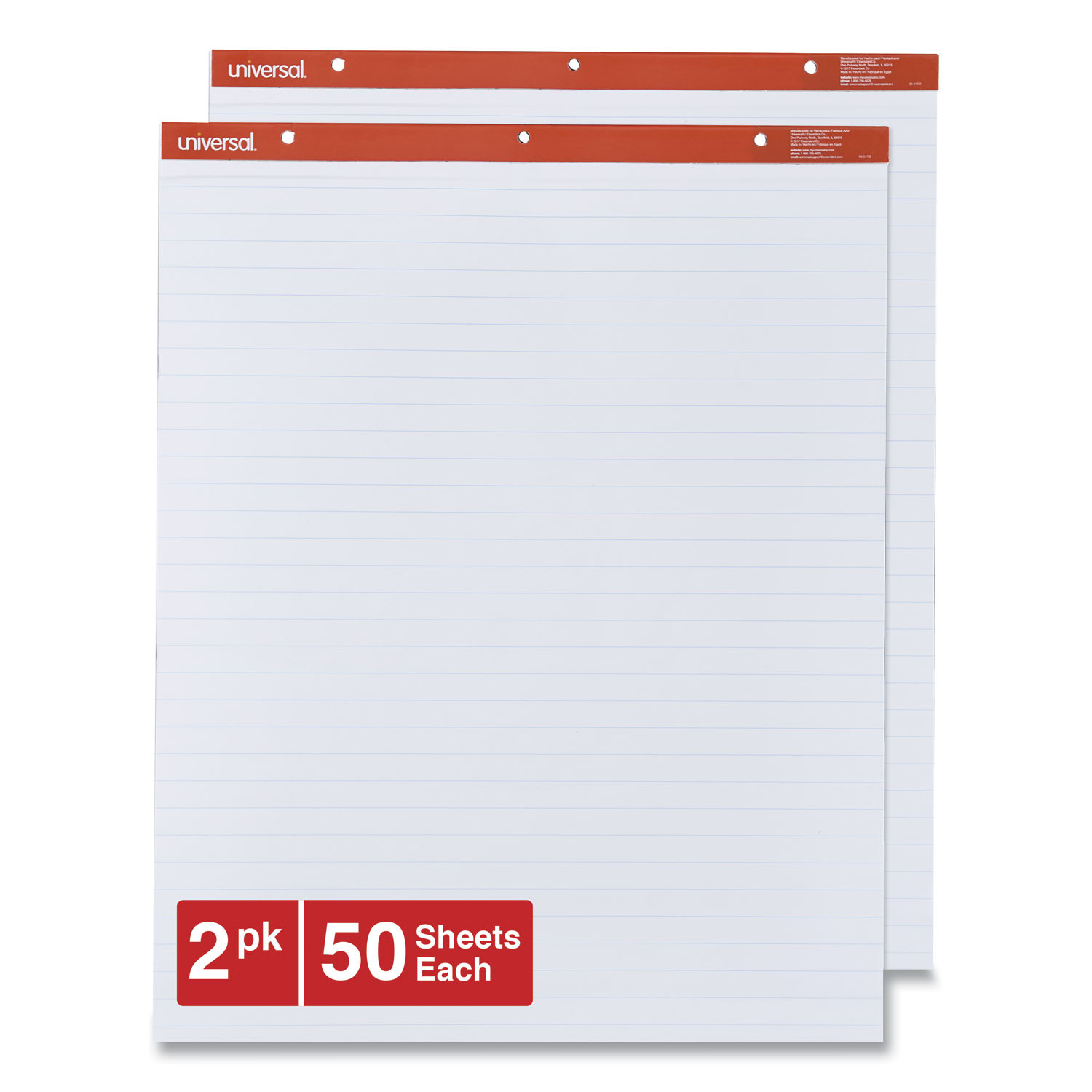 Easel Pads/Flip Charts, 27 X 34, White, 50 Sheets, 2  Microsoft Word Flip Chart Template