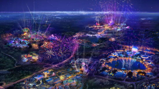 Everything Coming To Walt Disney World For The 50Th  Disney World Attractions List 2021