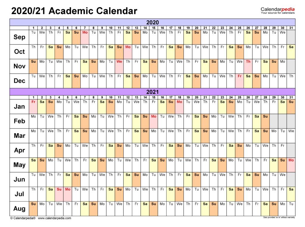 Excel Calendar 2020 And 2021 Template  Julian Calendar 2021 Excel