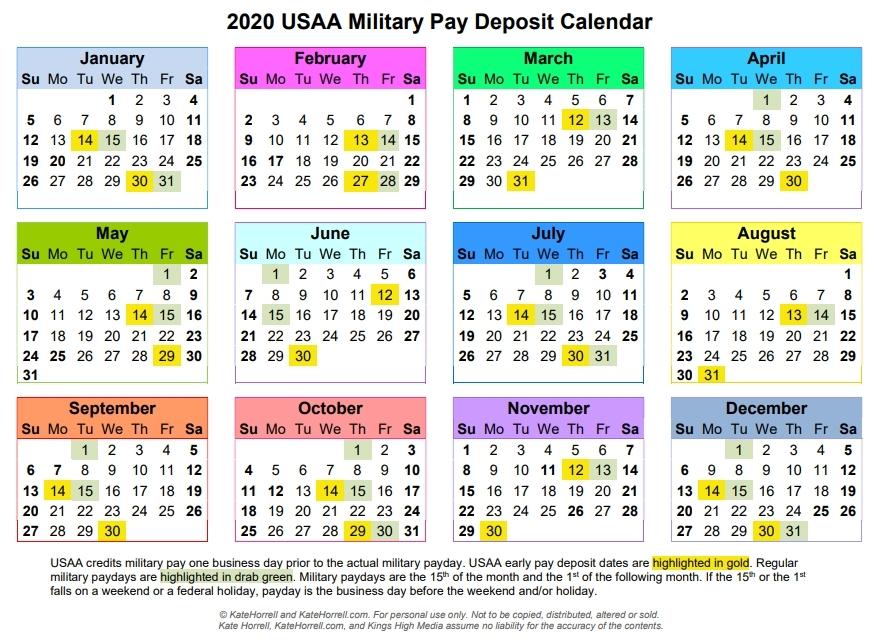 Federal Employee Calendar 2021 | Printable Calendar  Federal Pay Period Calendar For 2021