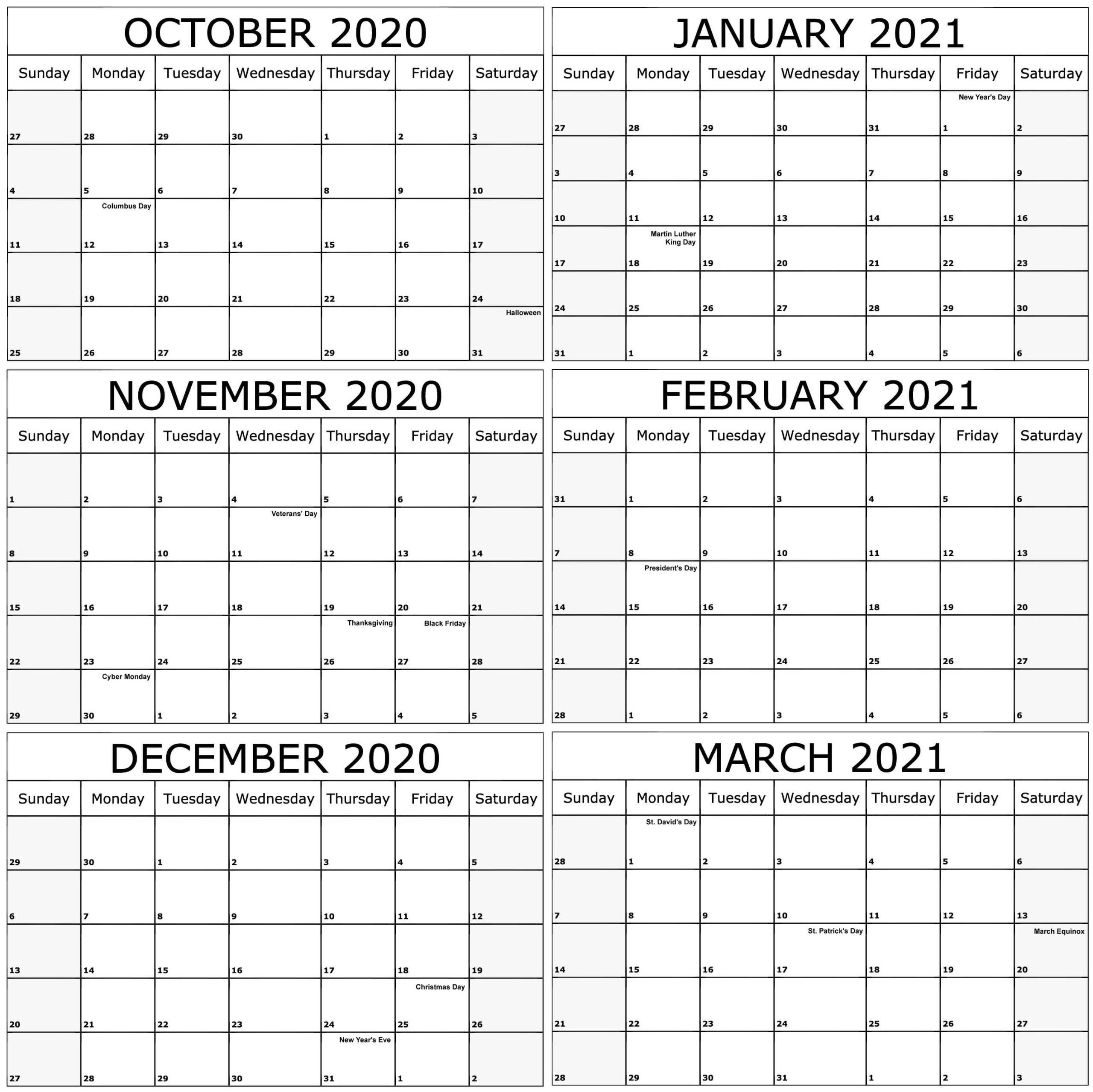 Fill In Calendar Printable 2021 | Calendar Printables Free  2021-19 Financial Year Dates