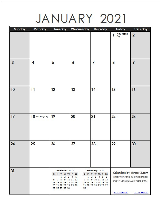 Fillable Calendar 2021   Printable Calendar Design  Blank 2021 2021 Calendar Template