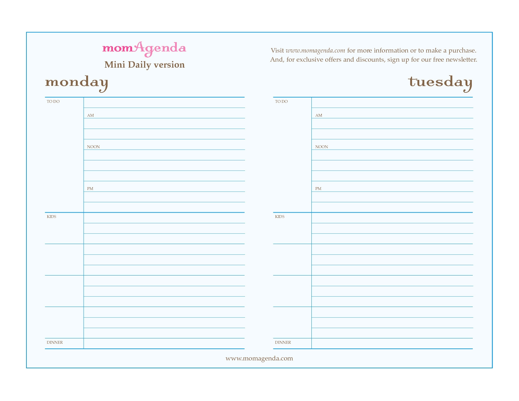 Free Editable Daily Calendar :-Free Calendar Template  Printable Editable Daily Schedule Template