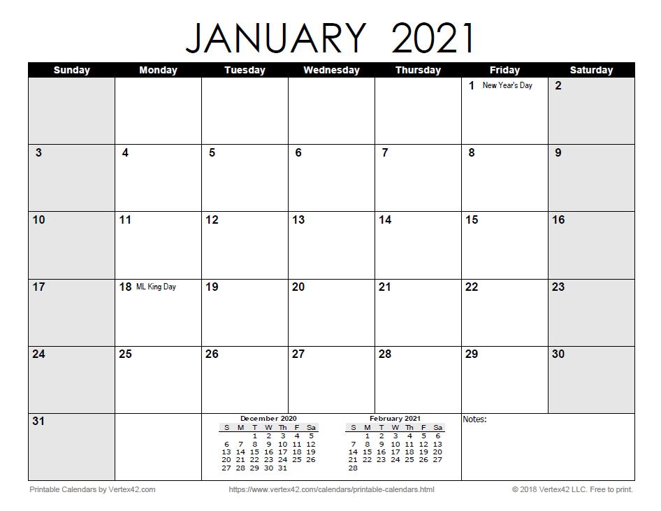 Free Print 2021 Calendars Without Downloading   Calendar  Blank 2021 2021 Calendar Template