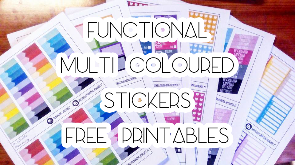 Free Printable Functional Planner Stickers  Printable Planner Stickers Numbers 1 To 31