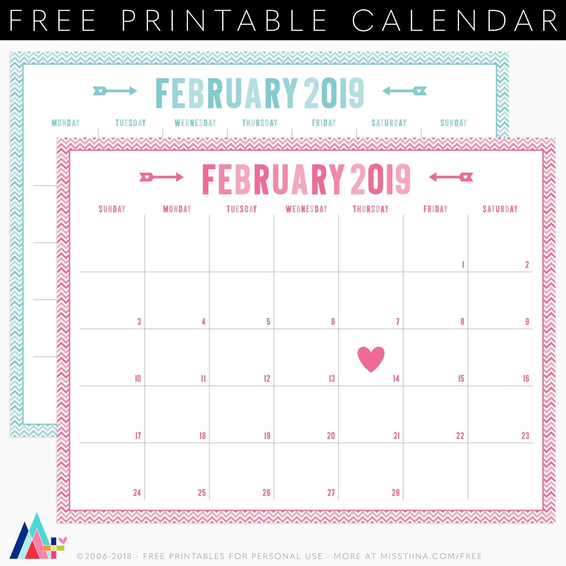 Free Printable Rainbow Calendar | Month Calendar Printable  Calender Monthly Print Outs
