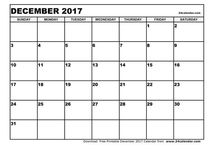 Get Printable Full Size Blank Calendar   Printable  Full Size Blank Printable Calendar