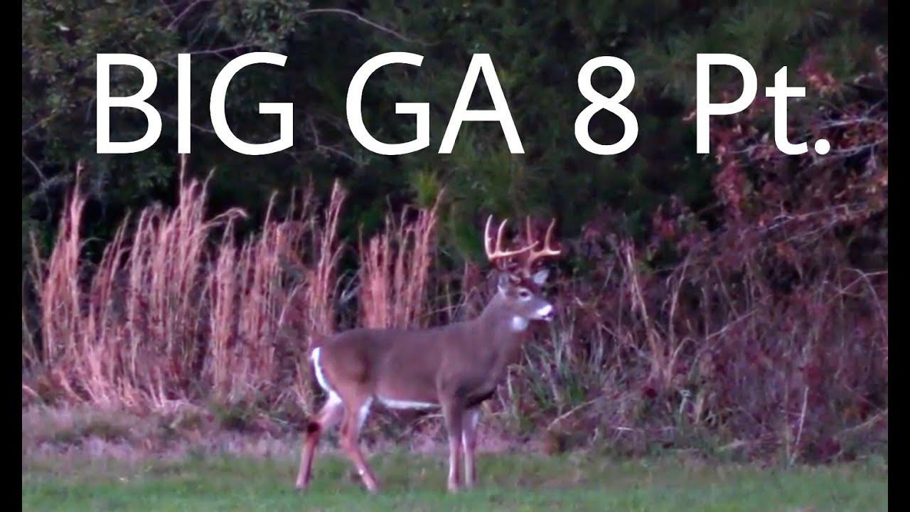Late Season Georgia Deer Hunt - Youtube  Deer Hunting Season In Georgia