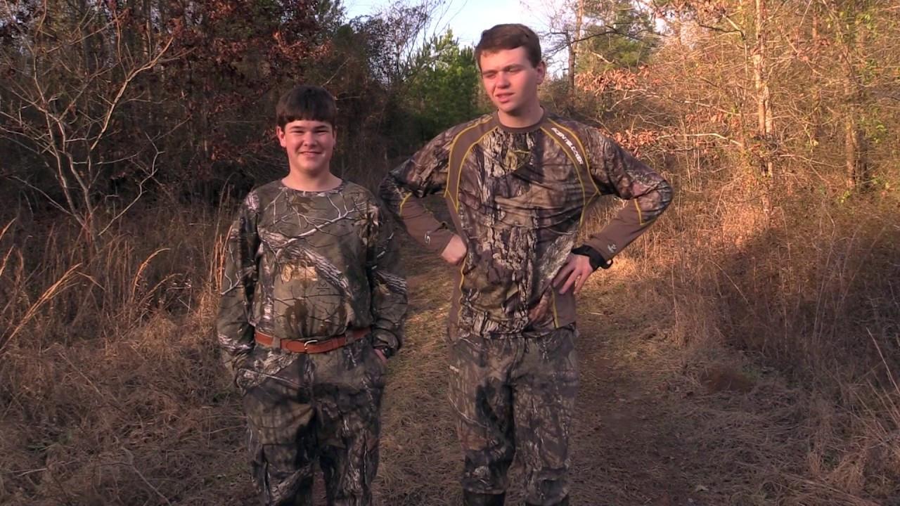Late Season Georgia Hunt: Tucker'S Deer - Youtube  Deer Hunting Season In Georgia