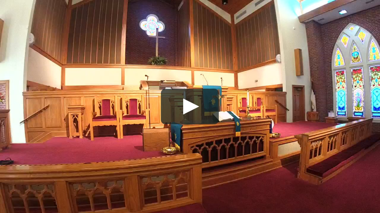 Live From Mevo : Morning Worship At Aldersgate United  What Is The United Methodist Liturgical Church