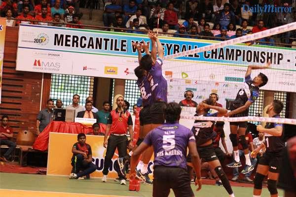 Mercantile Volleyball Championship 2019 Kicks Off In  September Mercantile Holidays In Sri Lanka