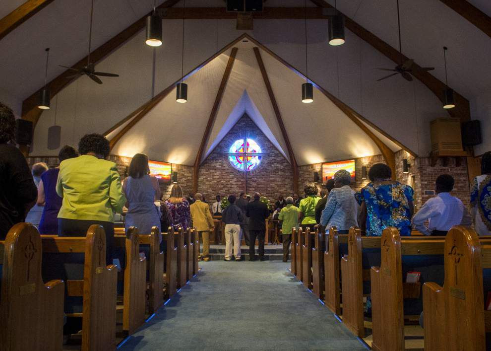 Methodist Churches — One Predominantly Black, The Other  What Is The United Methodist Liturgical Church