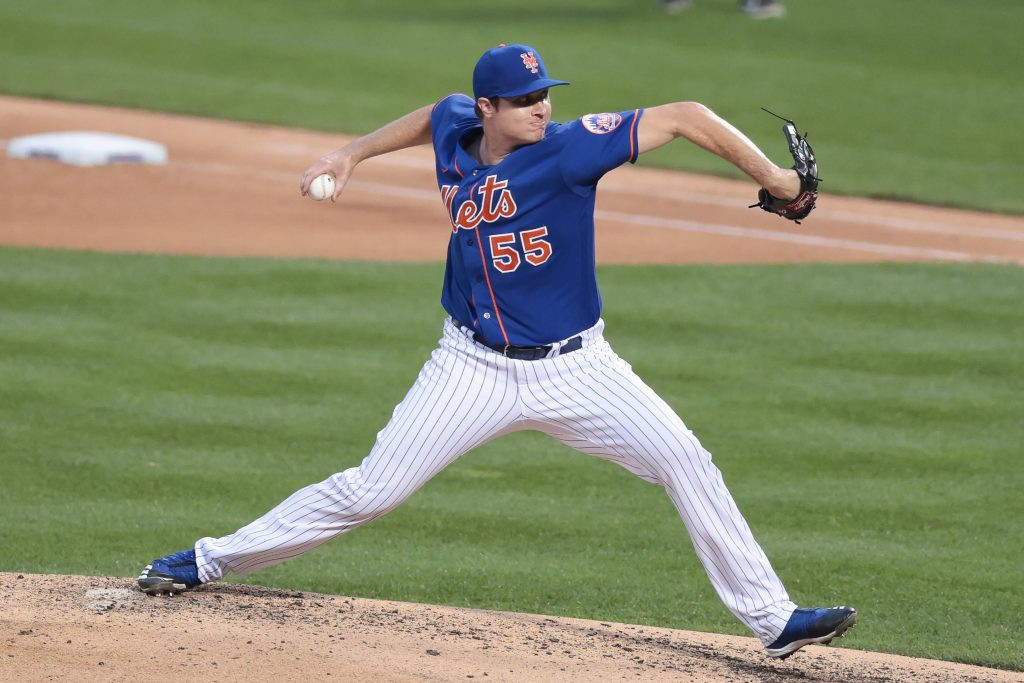 Mets Designate Corey Oswalt - Mlb Trade Rumors  Predicting The Rut In Central Texas 2021