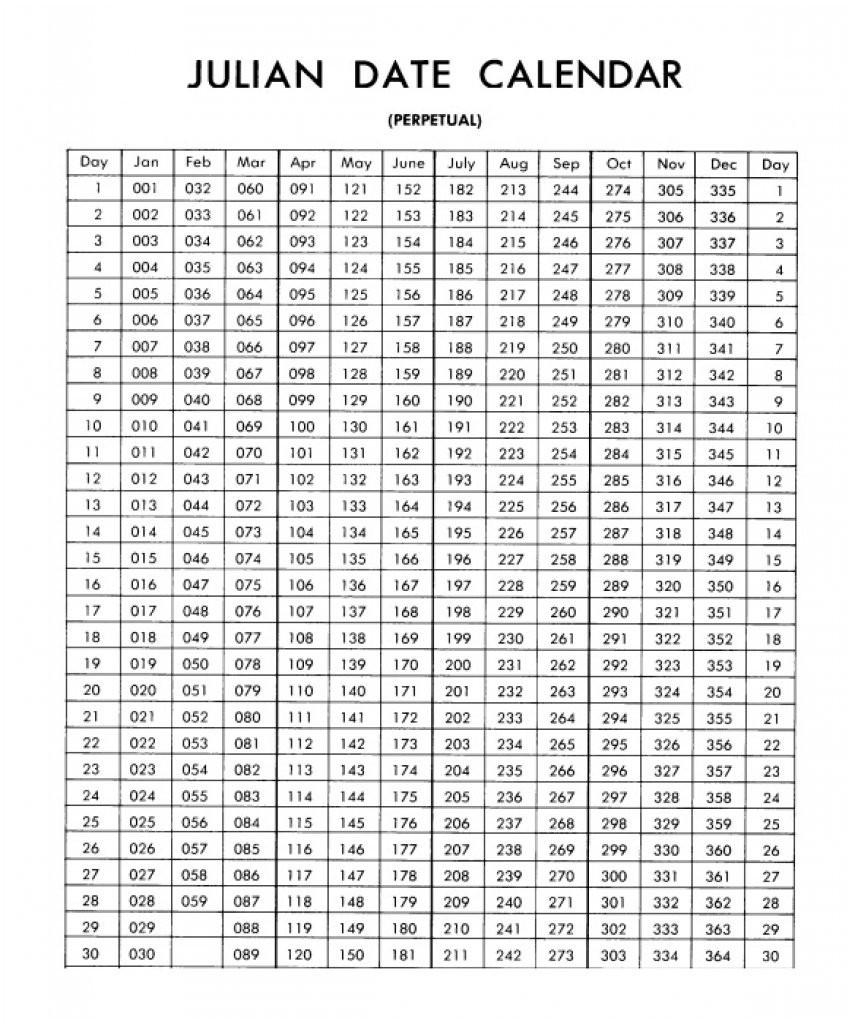 Military Julian Date Calendar - Template Calendar Design  2021 Printable Julian Date Calendar