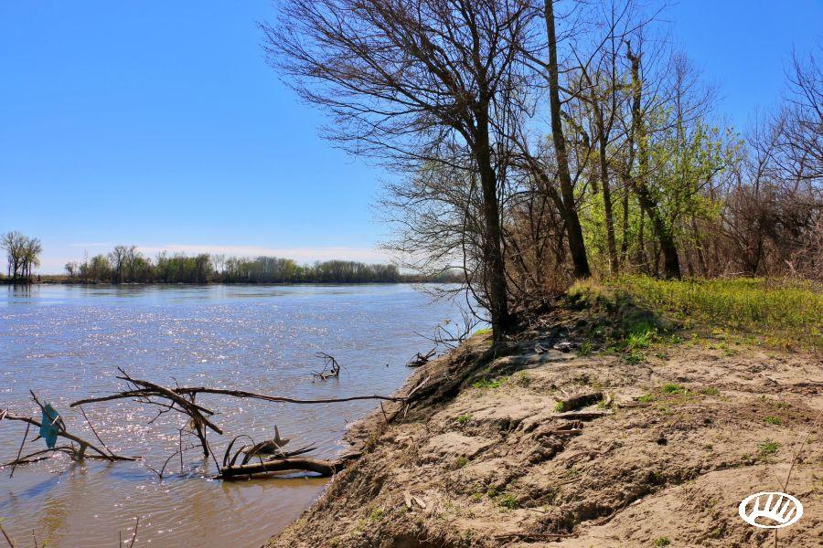 Missouri River Duck And Deer Hunting Property Near Grand  Missouri Rut Map