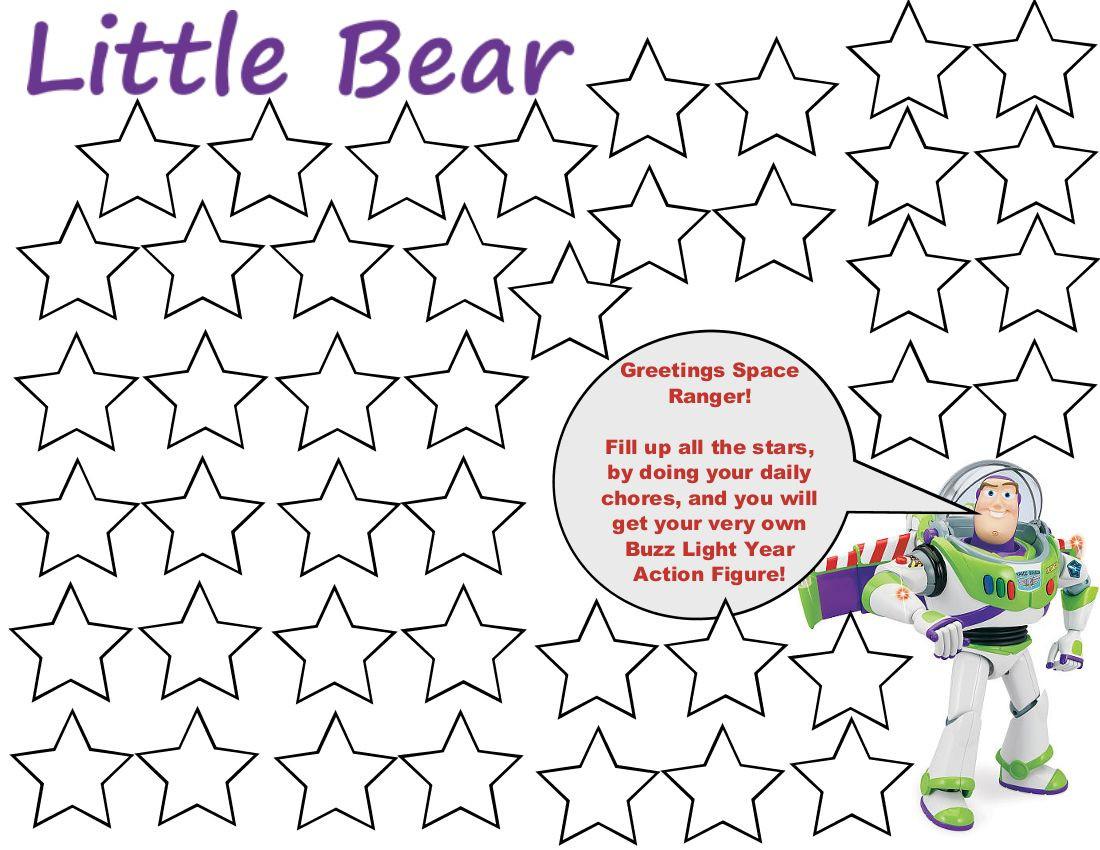Not Done Growing: Toddler Chore & Reward Charts  Blank Reward Charts