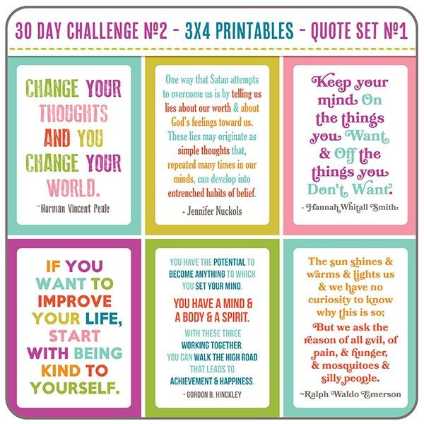 Pin On Quotes  30 Day Water Challenge Pdf