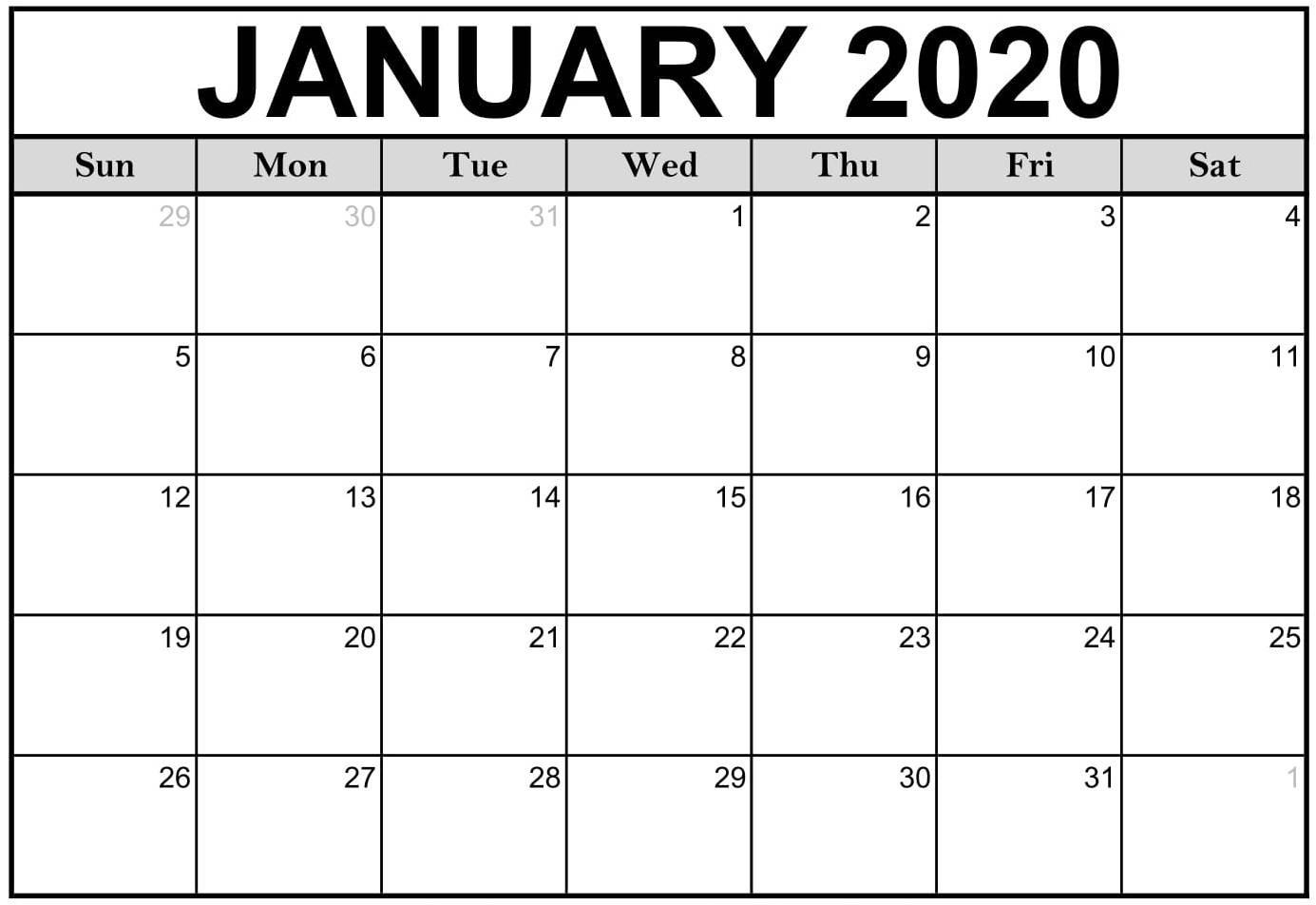Print Calendar Nz 2020 | Calendar Printables Free Templates  Free Printable Blank Monthly Calendar Templates Editable