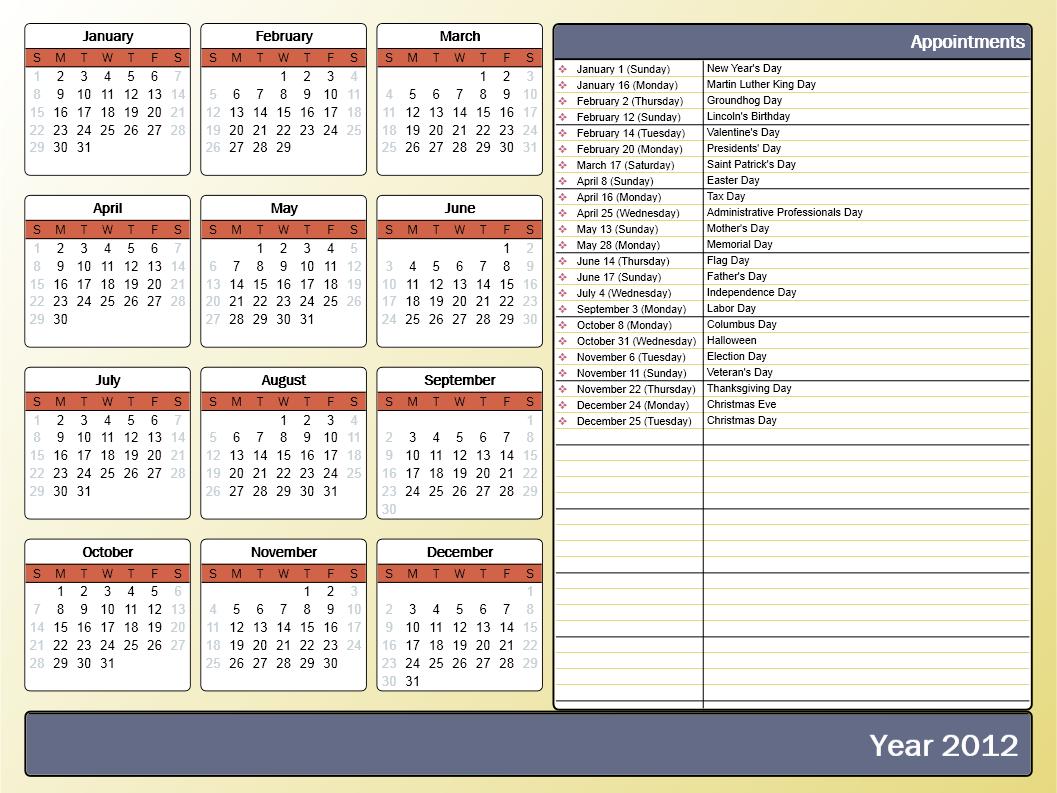 Print Outlook Calendar Events | Calendar Printables Free  Free Printable Event Calendar Template