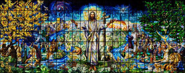 Project: Resurrection Window - Codaworx  220 Methodist Lectionary