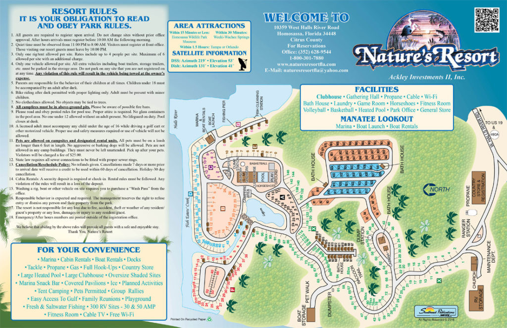 Rates - Natures Resort Rv Park  Louisiana Sales Tax Free Weekend 2021