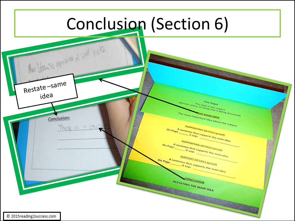 Reading2Success: A Reference Flip Chart For Non-Fiction Text  Microsoft Word Flip Chart Template