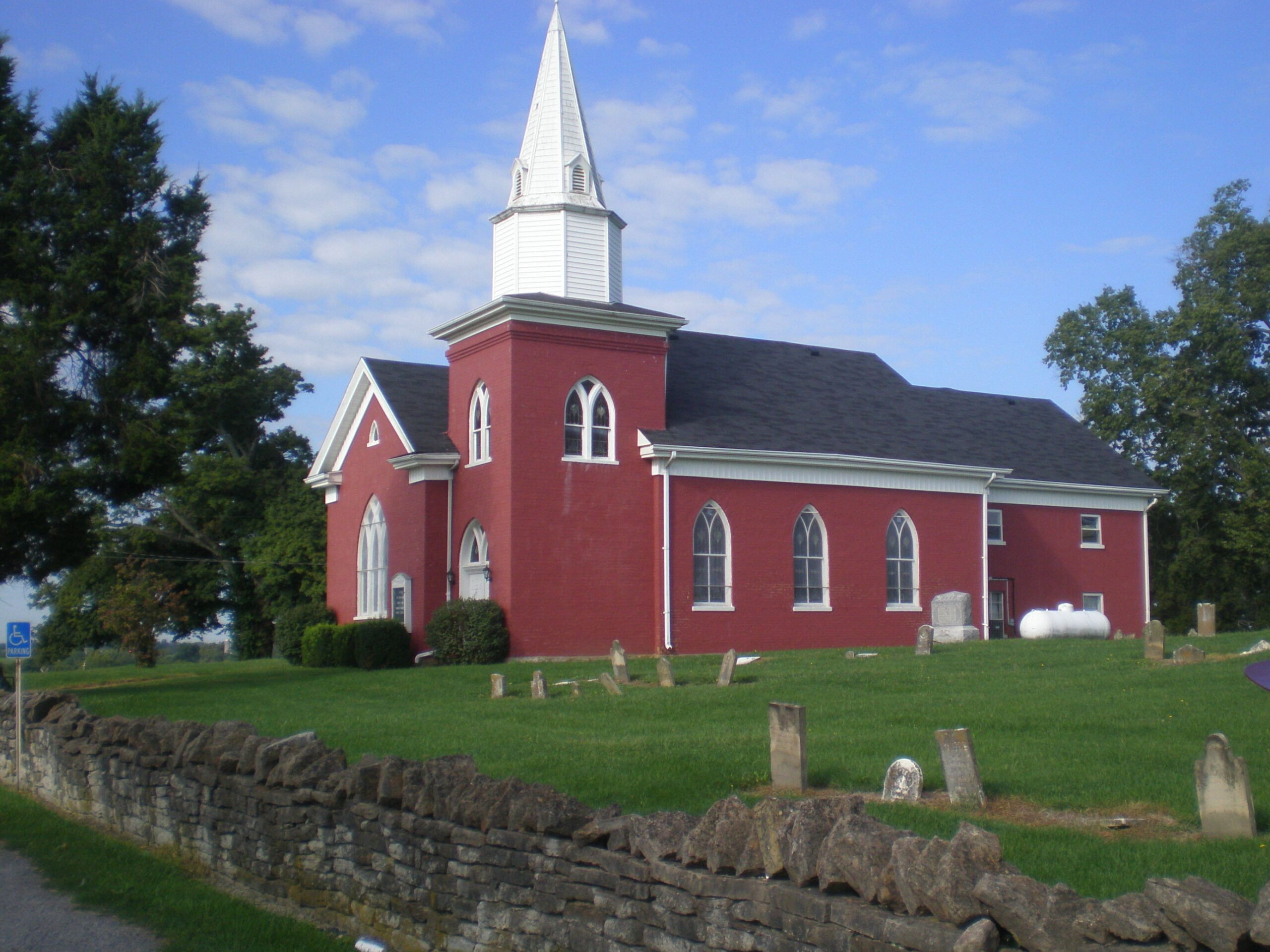 Shannon United Methodist Church In Mayslick, Ky - This Is  What Is The United Methodist Liturgical Church