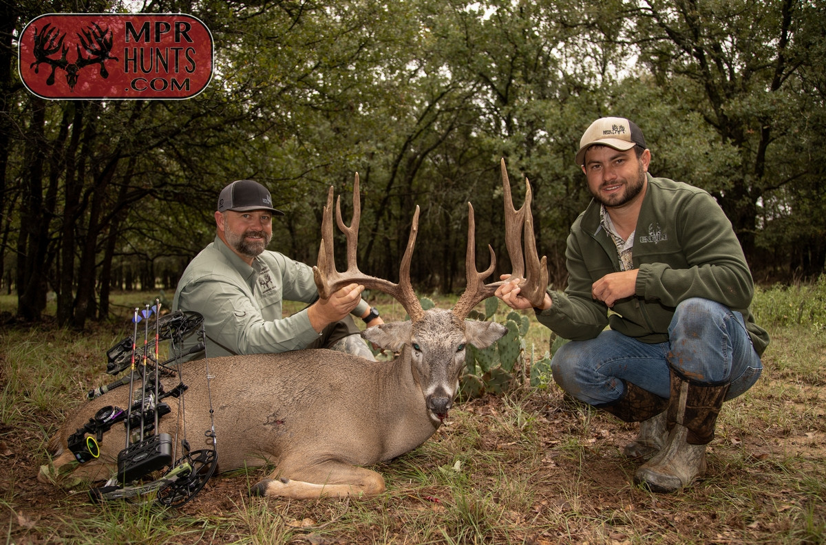 Texas Whitetail Hunts - Montgomery Properties Ranch  2021 Texas Whitetail Outlook