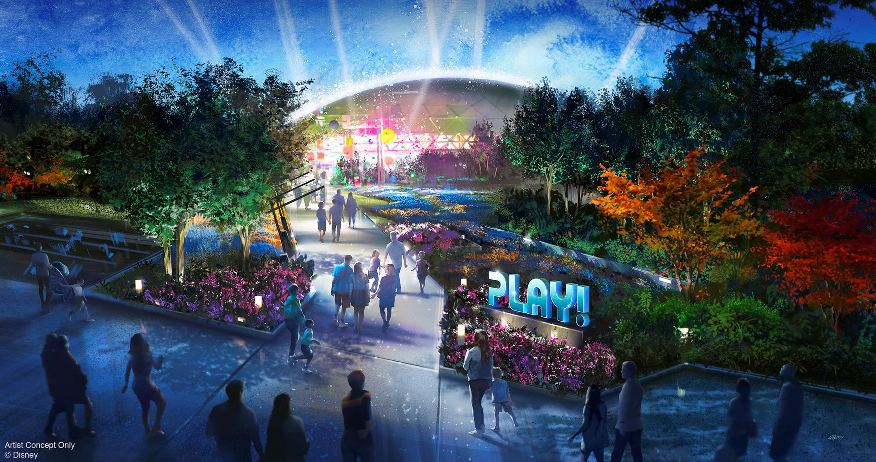 The 25 Major Theme Park Projects Now Officially Cancelled  List Of Disney World Rides 2021