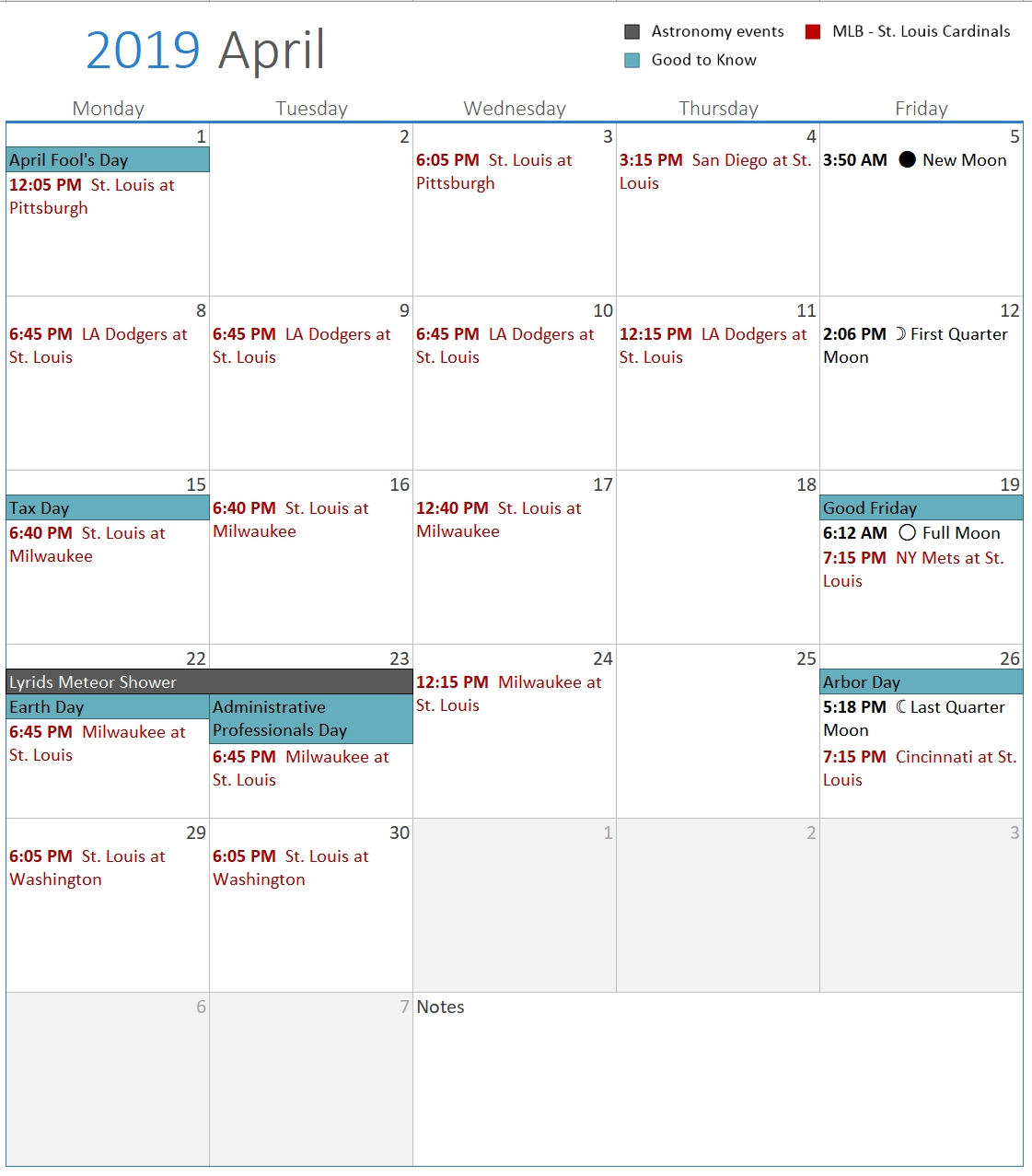 Weekday Schedule With Time Slots - Calendar Inspiration Design  Calendar With Times Slots