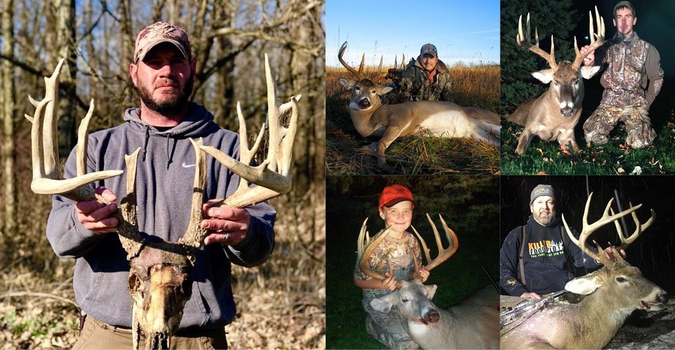 When Do Deer Rut In Indiana | Calendar Template Printable  2021 Rut Map