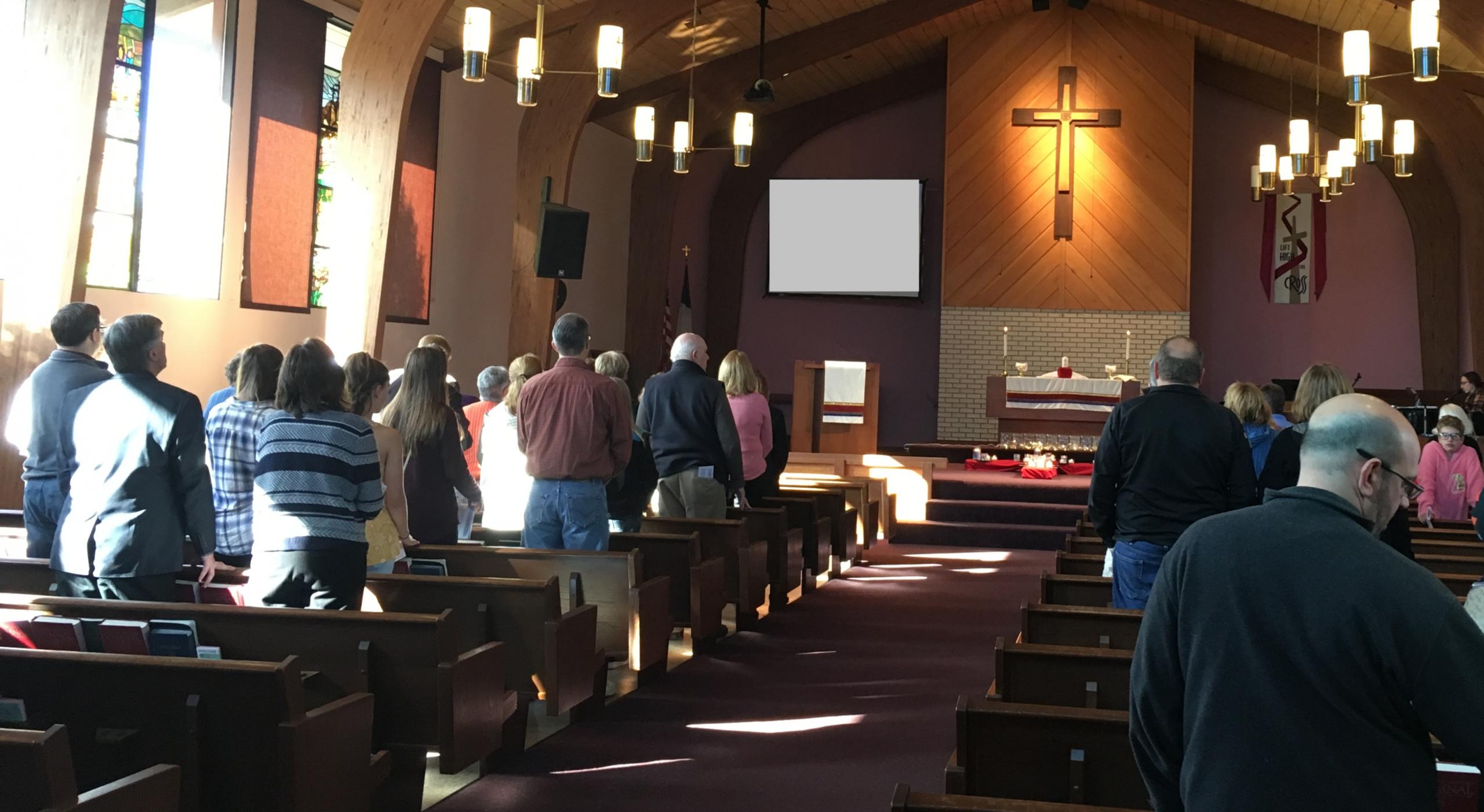 Worship | Woodridge United Methodist Church  What Is The United Methodist Liturgical Church