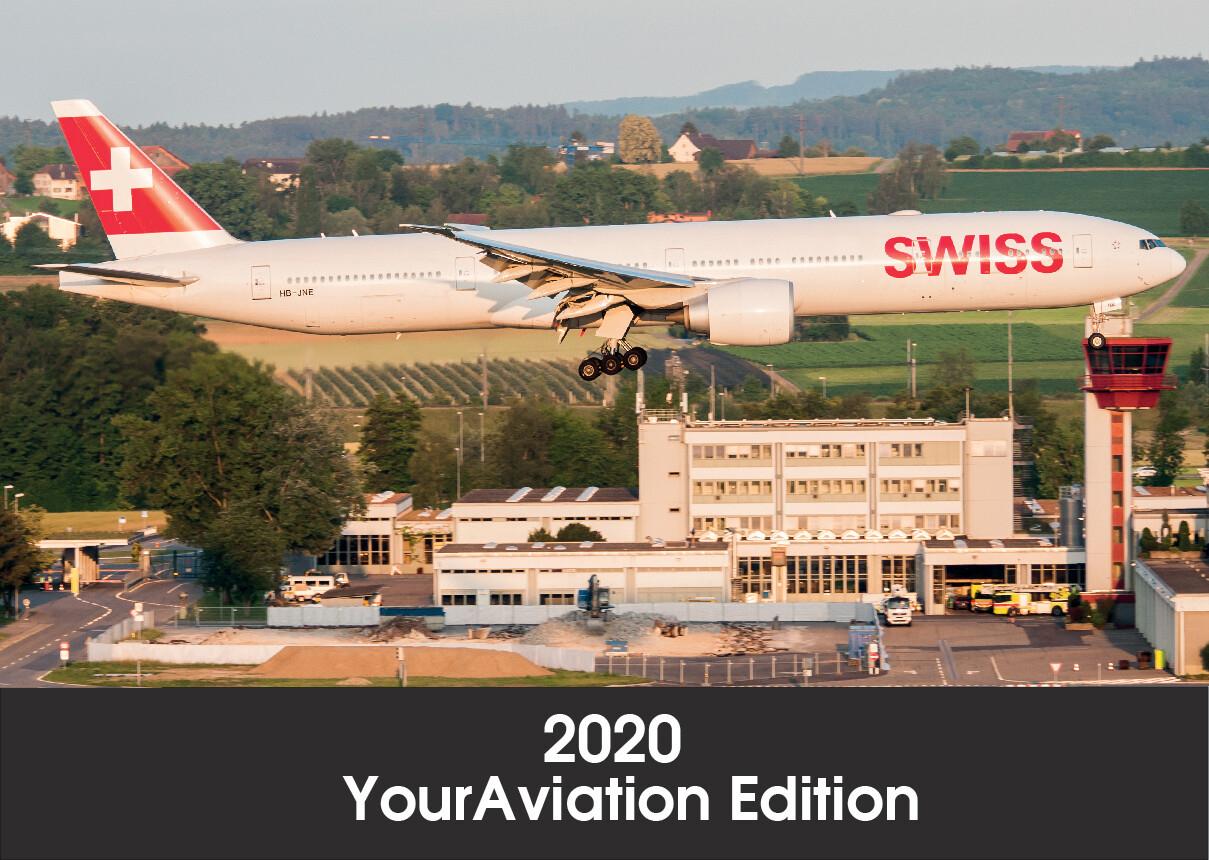 Youraviation 2020 Calendar Boeing 747 Edition Calendars  Boeing Calendar