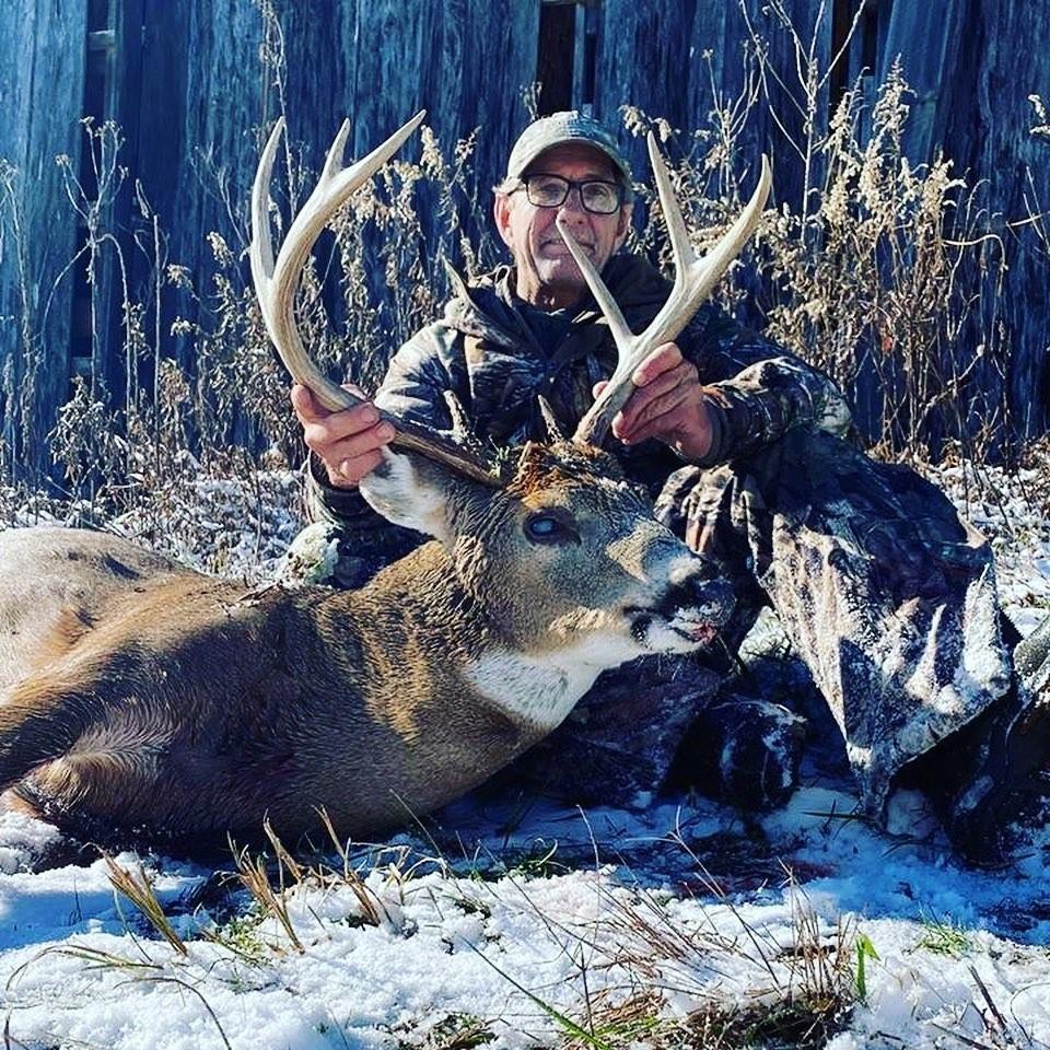 2021 Deer And Deer Hunting Rut Calendar - Template  Deer Rut Calendar 2021