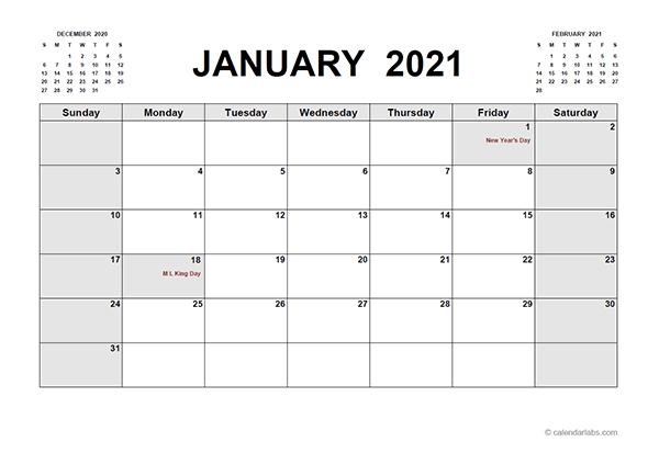 2021 Printable Calendar Pdf - Free Printable Templates  Julian Calendar 2021 2021 Free Printable