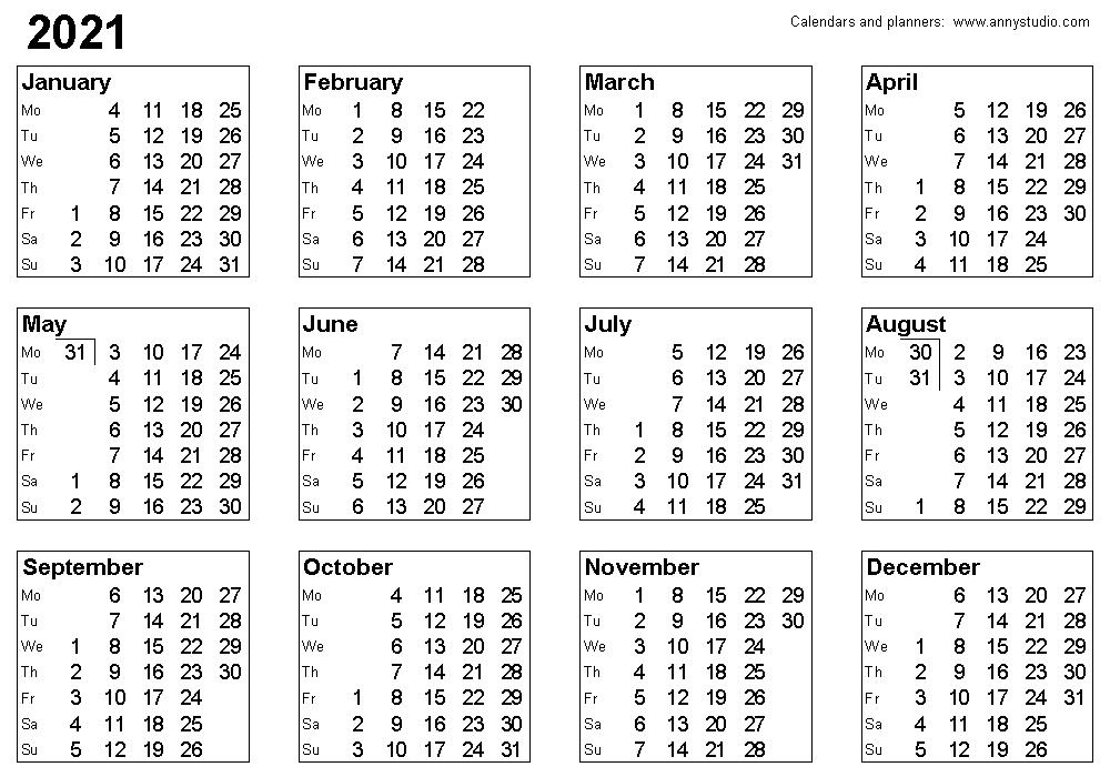 April 2021 Calendar Week Numbers Pdf Image | Calvert Giving  Calendar By Week Number Pdf