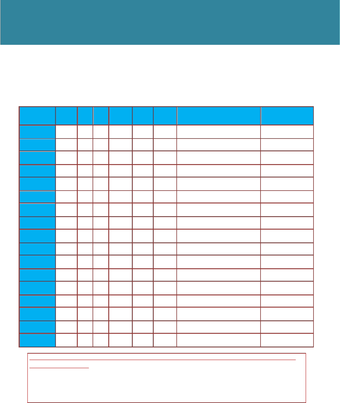Attendance Sheet Template In Word And Pdf Formats  Attendance Log