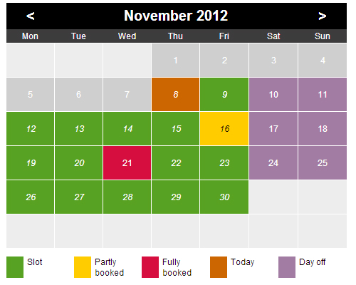 Calendar Template With Time Slots The Cheapest Way To  Calender Time Slot