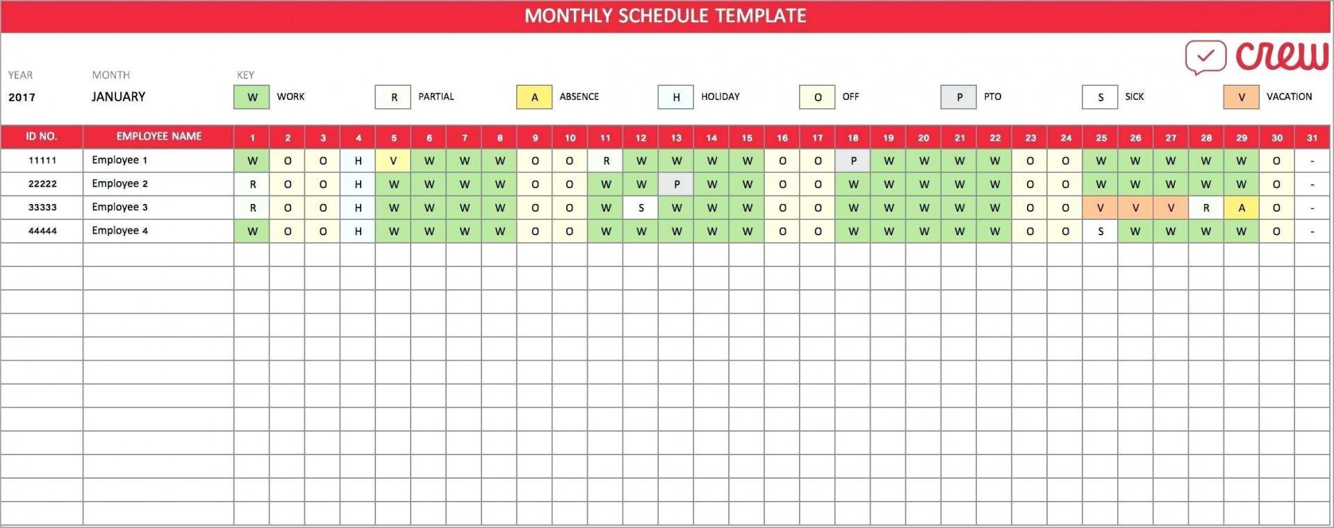 Catch Hfd 2020 Monthly Shift Calendar   Calendar  Color Shift Calendar