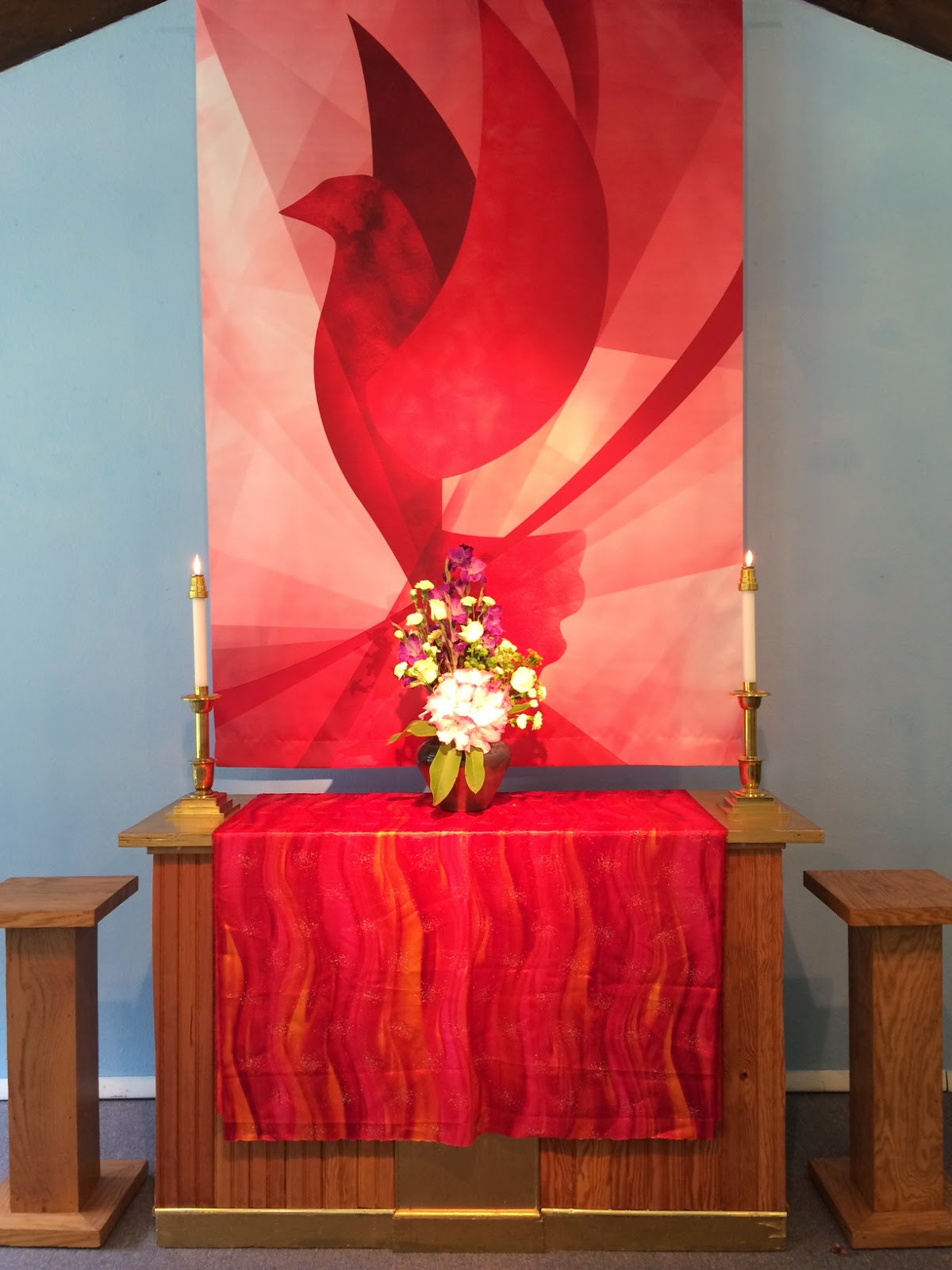 Community United Methodist Church  United Methodist Liturgy For Day Of Pentecost