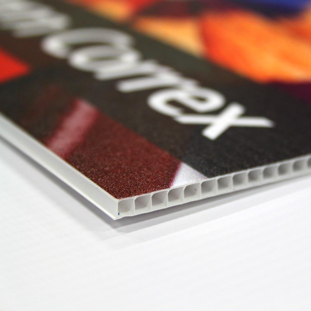 Correx Board Signage - Cmyk - Design, Copy & Print  Wall Calendar Frame Plan - Item 49887 Clone