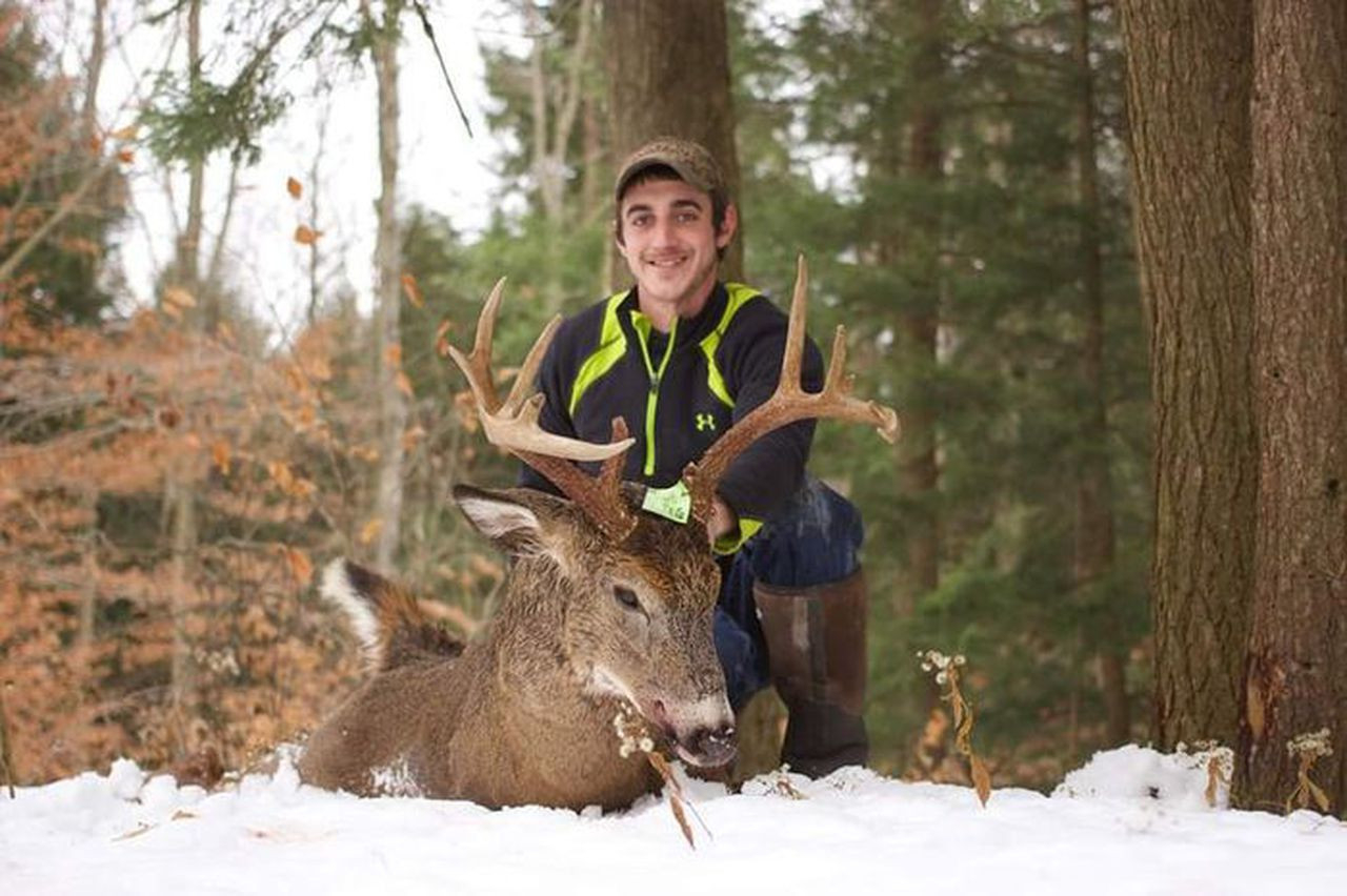 Deer And Deer Hunting Rut Forecast Nys | Calendar  Ny Deer Rut