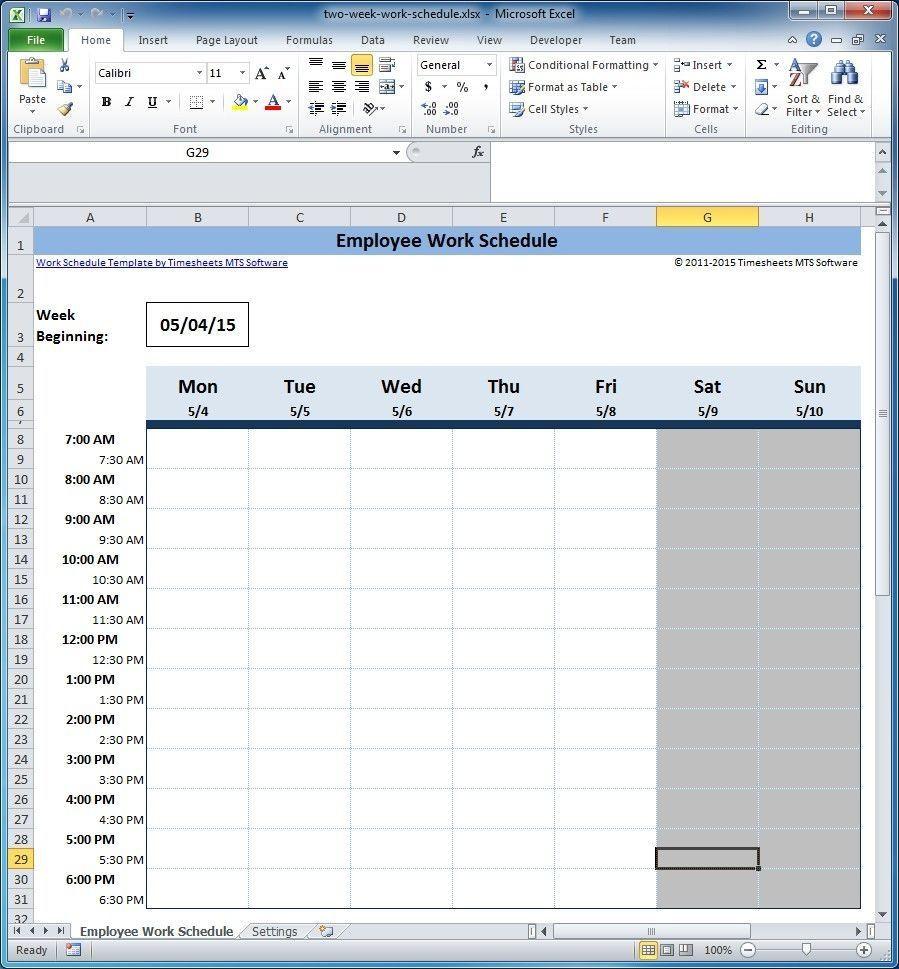 Effective Color Coded Schedule Template   Schedule  Color Shift Calendar