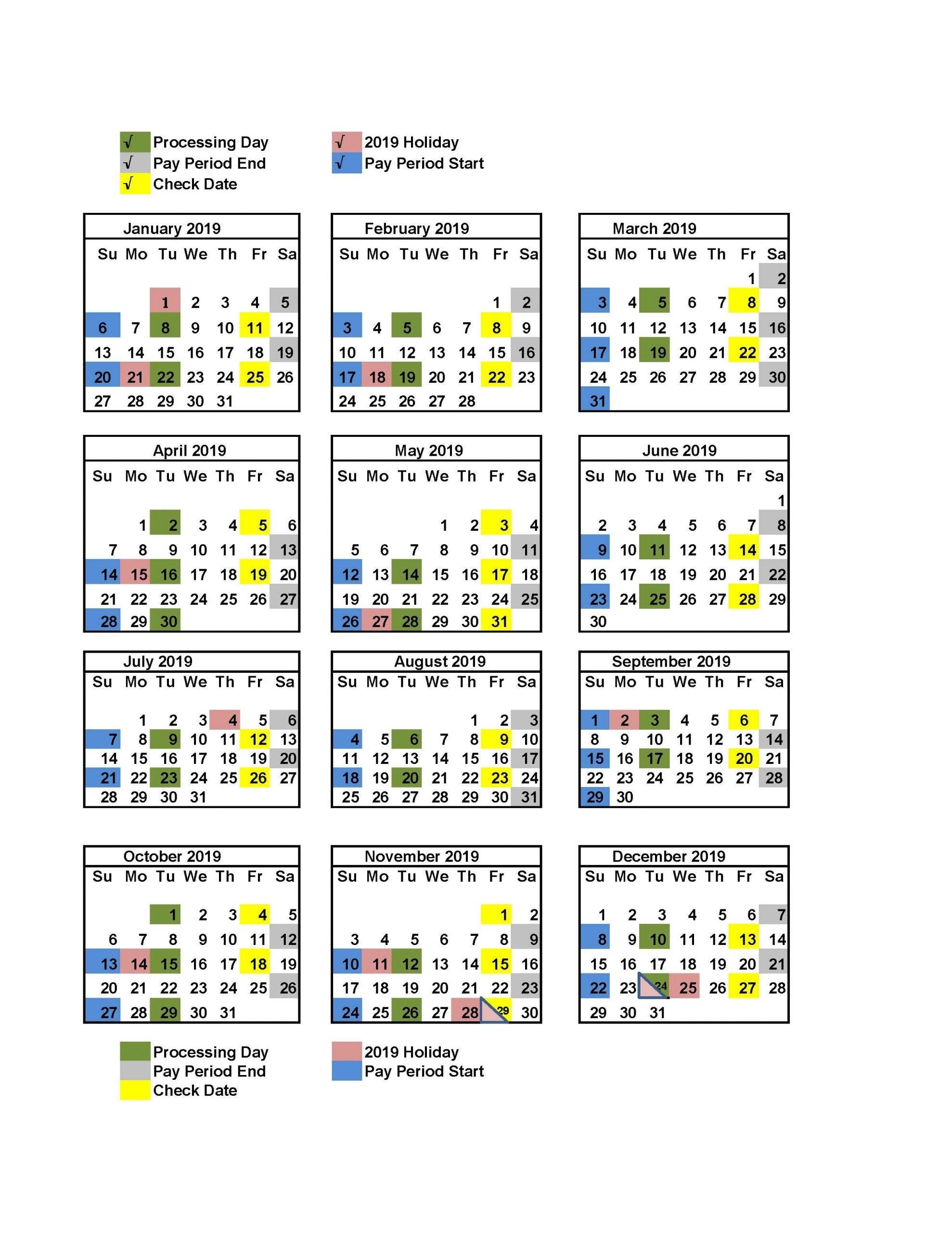 Federal Pay Period 2021 | Printable Calendar Template 2021  Opm Federal Pay Period Calendar 2021