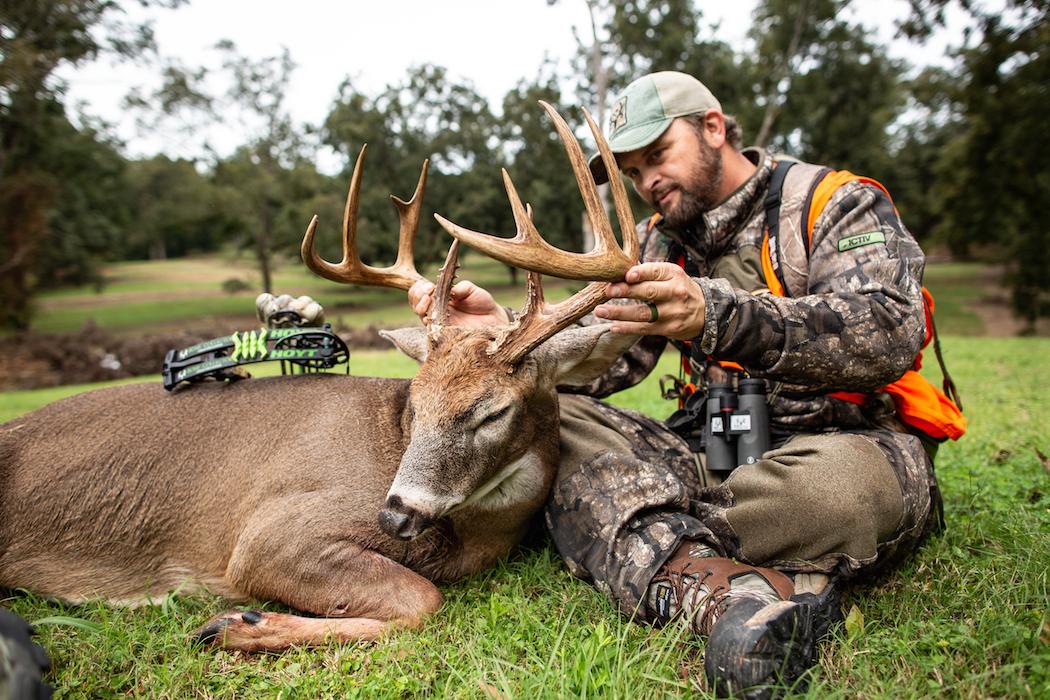 How To Hunt The October Rut   Realtree Camo  Louisiana Deer Rut Times