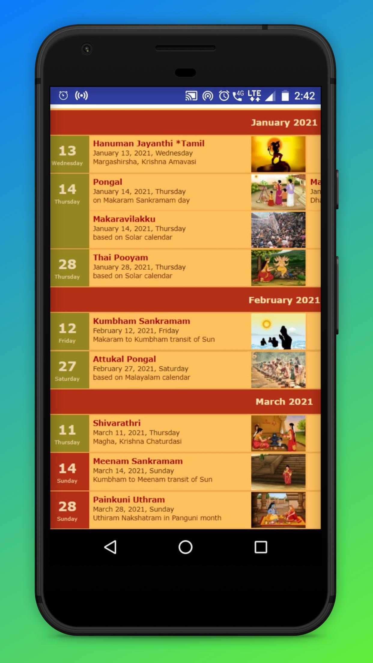 Malayalam Calendar 2021 Malayala Manorama For Android  Malayalam Calendar 2021