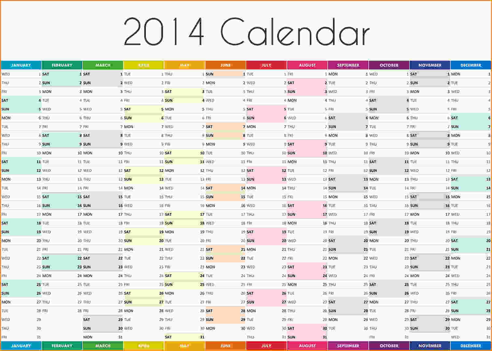 Monthly Calendars With Time Slots :-Free Calendar Template  Free Excel Calendar Template Time Slots